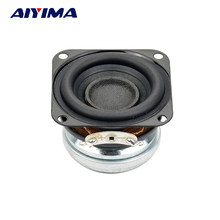 AIYIMA 1pcs 1.5 inch full range 4ohm 10W 40mm Fever Bluetooth wifi speaker strong neodymium loudspeaker(China)