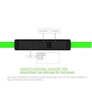 Image 4 - Pour Razer Hammerhead V2 Pro Écouteur Avec Microphone Boîte Au Détail Linéaire Casques Gaming Isolation Phonique Stéréo Basse Profonde