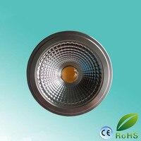 הוביל אור הזרקורים AR111 GU10 כתם אור QR111 15 W LED COB חם שווה ערך ל 100 W מנורת הלוגן לבן קר לבן מקורה