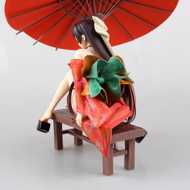 19CM Native Tony Tomoe Nakahara Sexy girl Kimono action figure toys Christmas gift 2