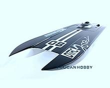 31″ Catamaran 1750KV Brushless Motor 120A ESC E32 Electric RC Racing Speed Boat PNP Toy Boats