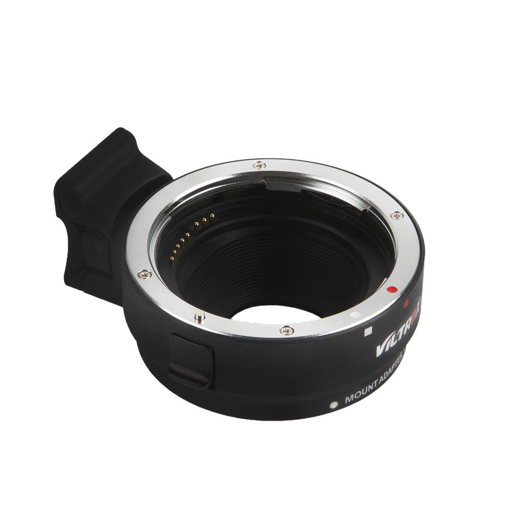 Viltrox EF EOSM Electronic Auto Focus Lens adapter for Canon EOS EF ...