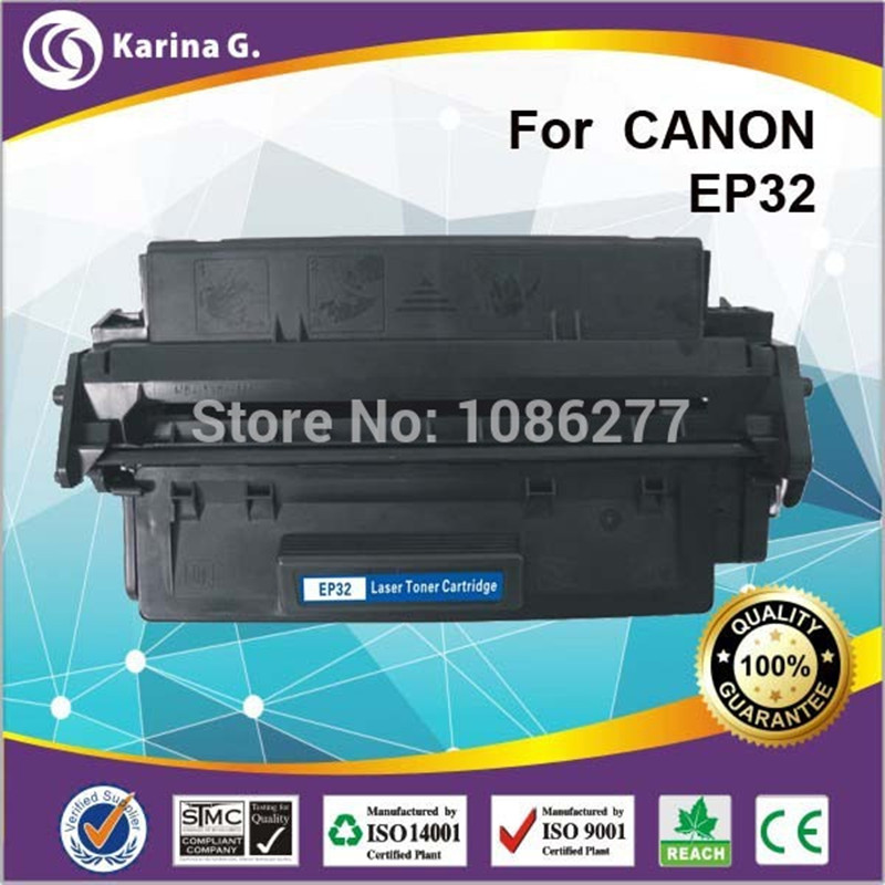 compatible toner cartridge for canon EP32 5000PAGE YIELD for HP2100N 2200DN for CANON LBP-470 LBP-1000 LBP1310
