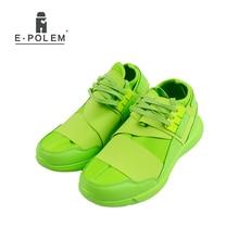 Los hombres de Moda Casual Zapatos de Marca para 2017 de Verano Lace Up Transpirable Entrenadores Zapatos Frescos Al Aire Libre Caminar Sapatas dos Homens