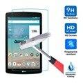 Для LG G Pad 3 8.0 V525 V521 (G Pad X 8.0) закаленное Стекло экрана Протектор 9 h Безопасности Защитная Пленка 8 дюймов Tablet