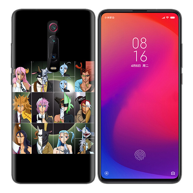 Fairy Tail Soft Case for Redmi 7A Note 7 6 7S Y3 K20 Pro Core