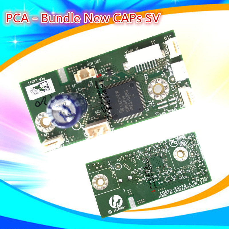 CQ890-67022 CQ890-60273 original Bundle Board For HP DesignJet T120 T520 NEW