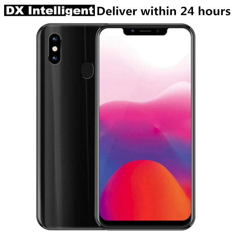 MEIIGOO S9 4G LTE MT6750T Octa Core Face ID SmartPhone 6.18 Inch Full Screen 4GB+32GB 13MP Dual Back Cams Android 8.1 Touch ID