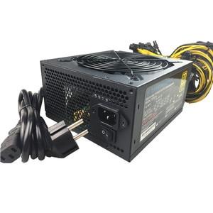 Image 4 - 2000W מחשב ספק כוח עבור Bitcoin כורה ATX 2000W פיקו PSU Ethereum 2000W ATX אספקת חשמל Bitcoin 12V V2.31 ETH מטבע כרייה