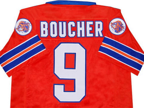 The Waterboy Adam Sandler Movie Football Jersey Stitched Bobby Boucher  Jersey Mens Size S to XXXL Free Shipping 26ecaf9c9