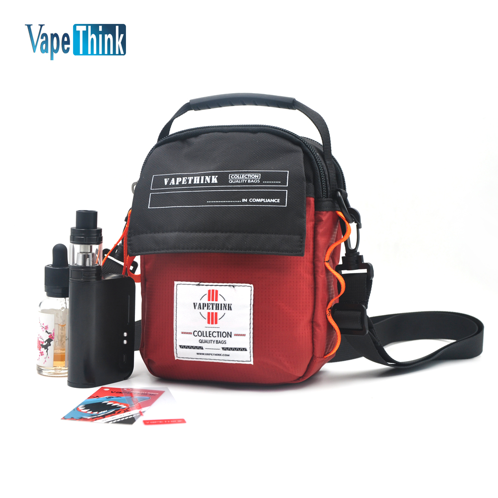 купить vapethink explorer I electronic cigarette bag hold vape box mod tank atomizer anti-water e cig storage accessories holder недорого