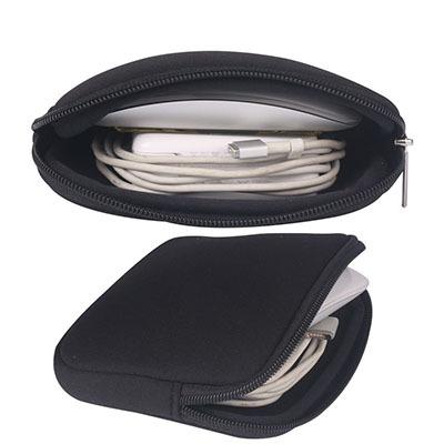Nuevo diseño de alta calidad cargador de la computadora del bolso del bolso del ratón para el ordenador portátil