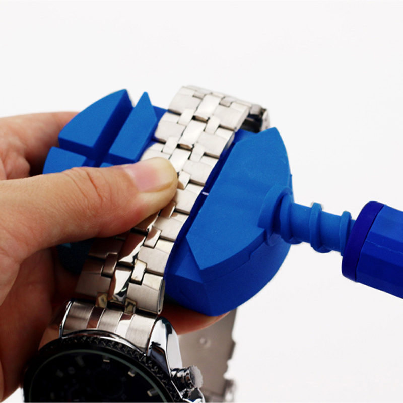 Useful Fashion Style Watch Strap Link Pin Adjuster Remover Watch Repair Tools TT@88