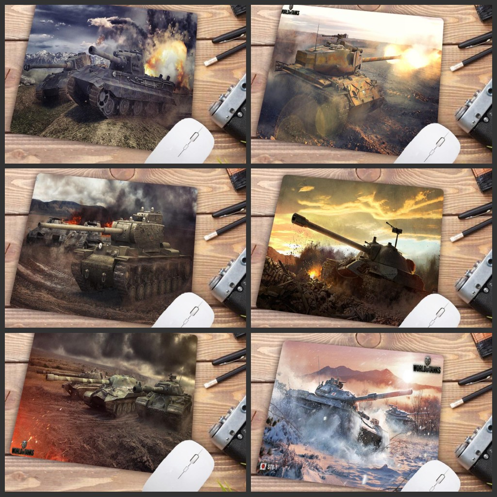 Mairuige Big Promotion Hot Gaming Rubber Mouse Pad Computer Optical  Mousepad Gamer World Of Tanks Speed Mice Play Mat 22X18CM