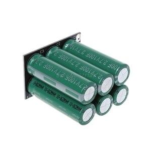 Image 5 - 16 فولت 20F ultracapactor محرك بطارية بداية الداعم سيارة مكثف فائق # صف واحد/صف مزدوج دروبشيب