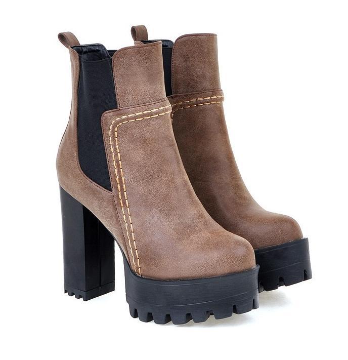 Snow Indossare Confortevole Signore Ms Completo Caldo E Neve argento Nuovi Prodotto brown Stivali Antiscivolo Boots Perfetto Pregevole Fattura Modello Da Cxw4CRq1a