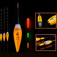 2017 New Popular Fishing Float Electric Luminous Lighting Light Bettry Tackle