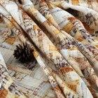 Quality flax fabric ...