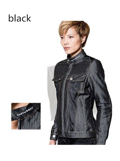 Décontracté femmes uglybros UBJ-105 veste moto cycle protection jeans veste de course costume d'été maille respirante moto veste