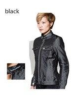Moda casual mujeres ubj-105 uglybros motocicleta chaqueta de jeans chaqueta chaqueta de traje de carreras de moto de verano de malla transpirable de protección