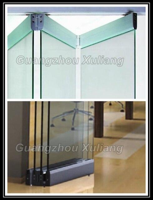 Zdm201 Series Frameless Glass Bifold Doors