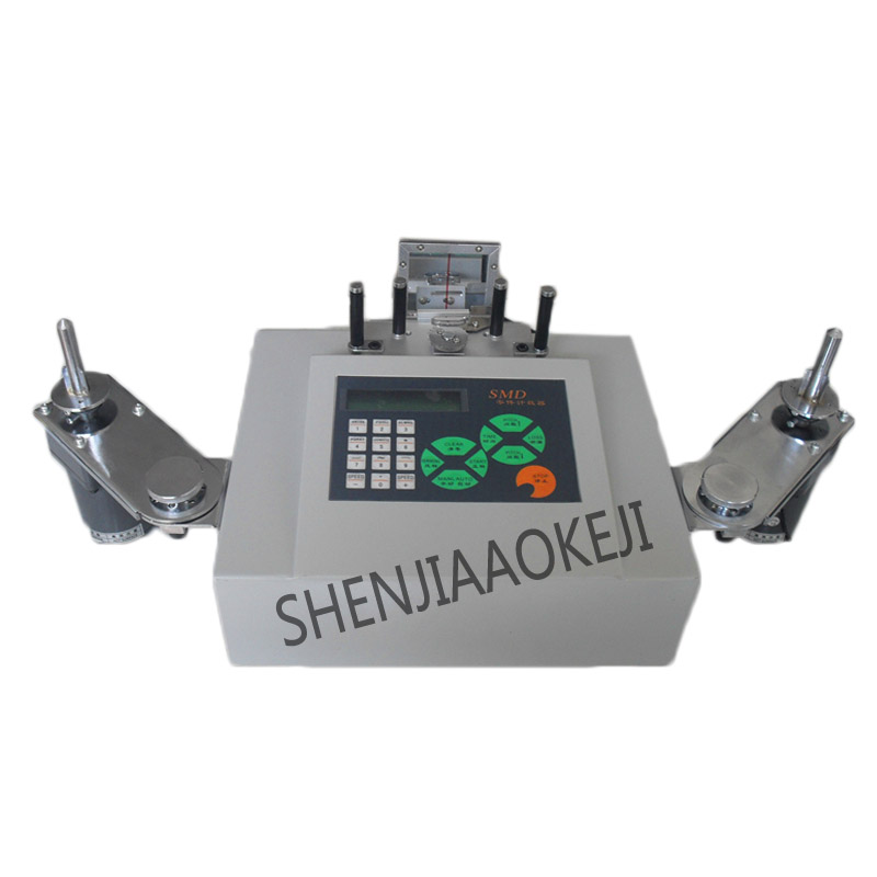 Полностью автоматический счетчик компонентов SMD, счетчик скорости, тип контроля, детали, счетчик, склад, IC Points, SMD, счетчик чипов, 1 шт.