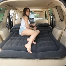 Надувная кровать для внедорожника, 180*130 см, для внедорожников, специальная автомобильная кровать для путешествий, надувной матрас для автомобиля, походный коврик для улицы