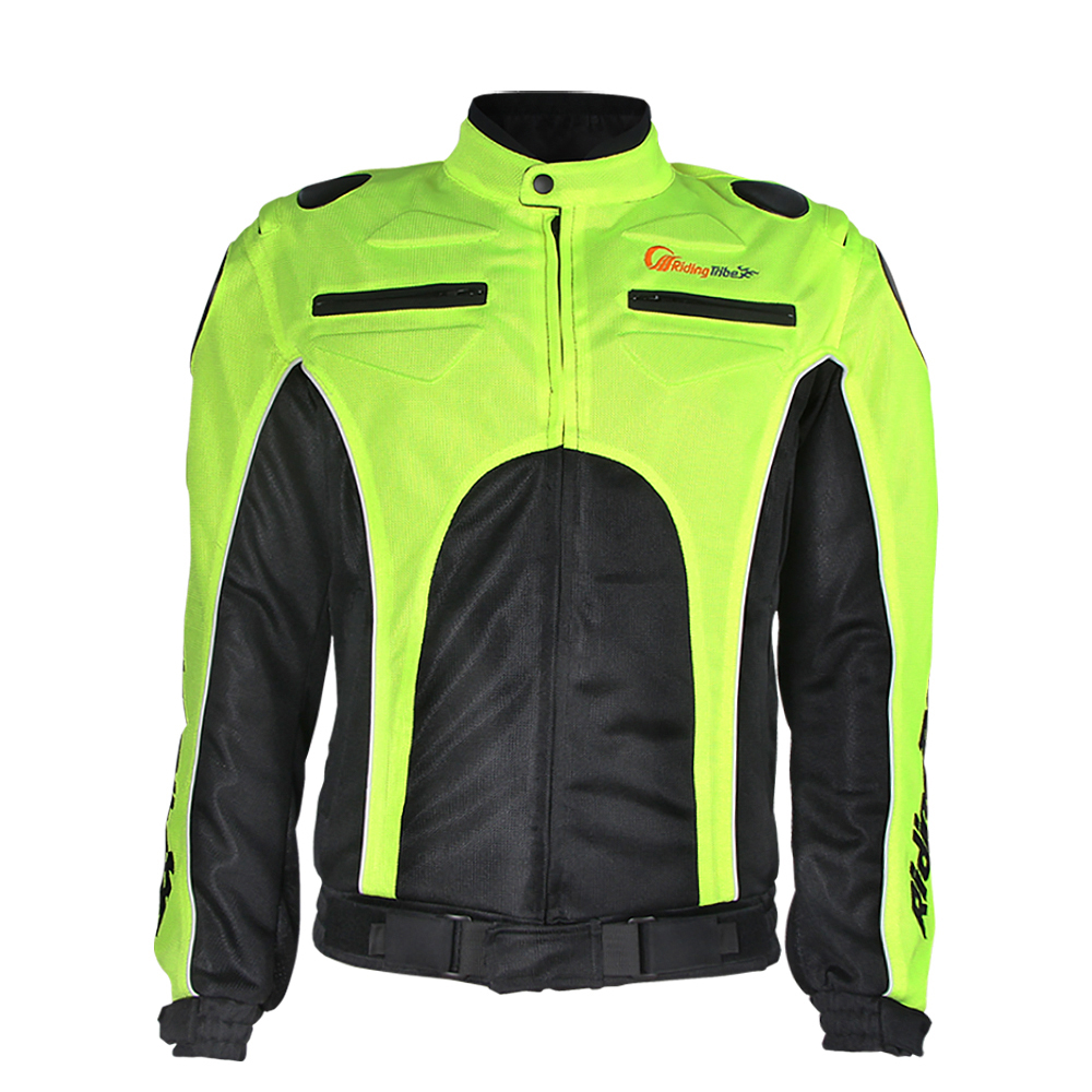 Riding Tribe Motorcycle Jackets Off Road Jacket Motocross Moto Racing Clothing Protective Gear Jackets Body Armor riding tribe men motocross off road racing jacket motorcycle windproof waterproof riding travel clothing with 5 protective gear