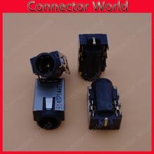50 pçs/lote Laptop DC Power Jack Conectores para Asus UX32A Q200E X202E S200E S400CA Motherboard