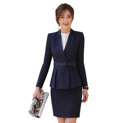Комплект из 2 предметов, синие брючные костюмы, деловая Женская Офисная форма, дизайнерская женская элегантная деловая рабочая одежда, курт