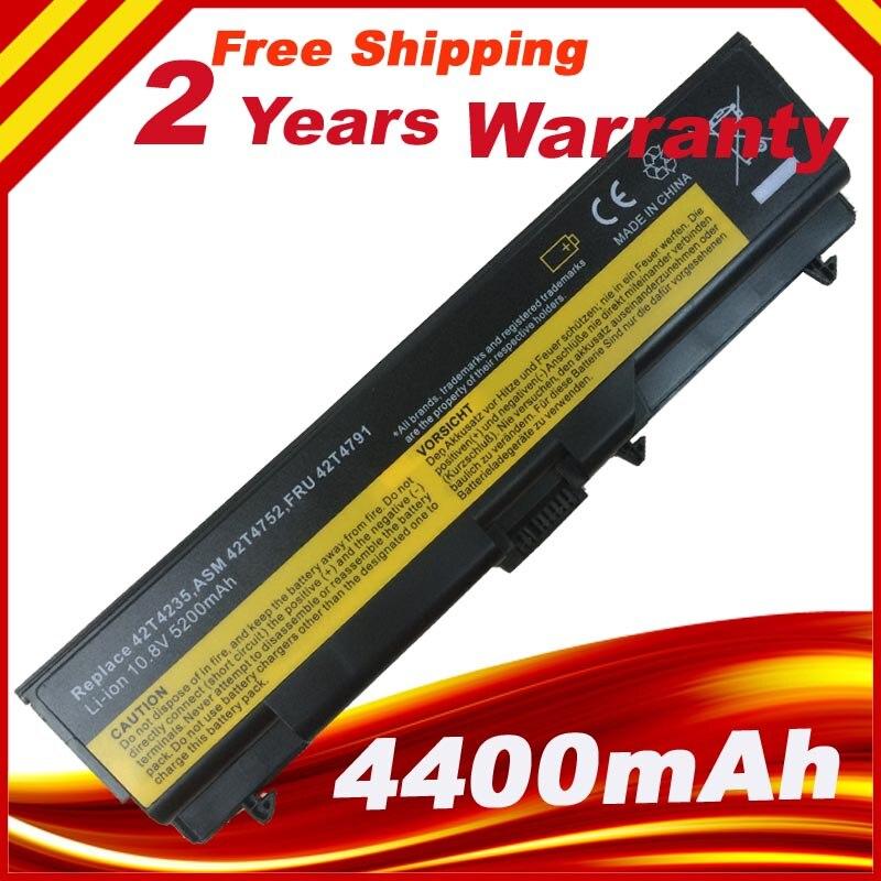 Laptop Battery For Lenovo ThinkPad E40 E50 L410 L412 L420 L421 L510 L512 L520 SL410 SL410k SL510 T410 T410i T420 T510 T510i T520