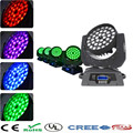 FREE SHIPPING DMX512 LED ZOOM MOING HEAD/36X15W RGBWA 5IN1 LED ZOOM MOVING HEAD LED BEAM LIGHT DJ LIGHTING CHEAP PRICE