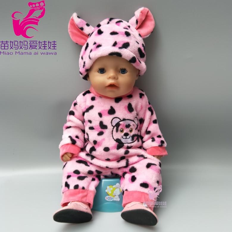 43cm Bayi lahir pakaian boneka kartun ayam set untuk 18 inch zapf - Boneka dan aksesoris - Foto 4
