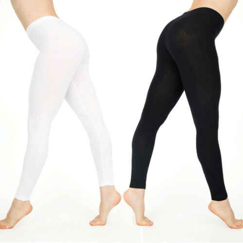 Moda Casual mujeres señoras adelgazamiento Skinny Shapewear pantalones Leggings Fitness estiramiento Pantalones negro de cintura alta gris blanco