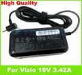 Genuine 65W 19V 3.42A AC Adapter A065R047L A11-065N1A for Vizio CT15-A0 CT15-A1 CT15-A2 CT15-A3 CT15-A4 Ultrabook PC charger
