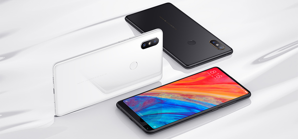 Xiaomi Mix 2S Wireless Charging 6