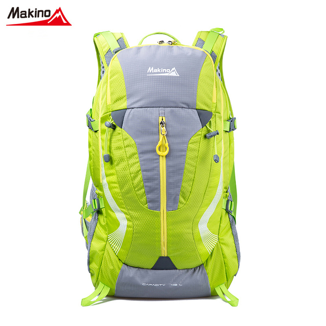 Makino Outdoor Backpack Sports Bags Big Load Knapsack Rucksack Lightweight  Multi- purpose Hiking Bags Waterproof Travel Backpack 10ddea6165
