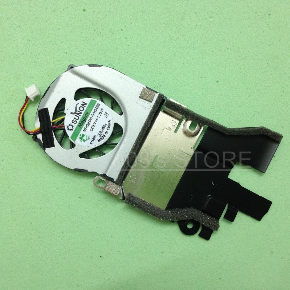 New CPU Cooler Fan For Acer Aspire One D260 D255 D225 533 D255E 532 E350 532H NAV50 NAV70 PAV70 MF40050V1-Q040-G99 1.25W
