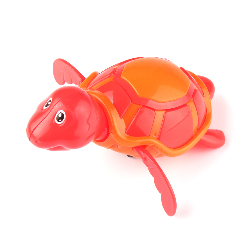 Cute-Cartoon-Animal-Baby-Bath-Toys-Swimming-Turtle-Wound-up-Chain-Clockwork-Kids-Classic-Toy-Children-Gift-Plastic-Toys-2