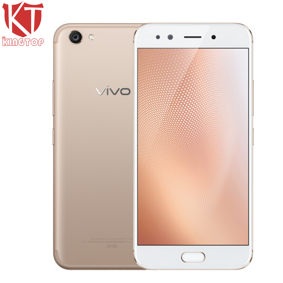 KT New VIVO X9s Plus 5.85 inch Mobile Phone 4GB RAM 64GB ROM Snapdragon 653 Octa Core Dual Front Camera 20MP+5MP CellPhone