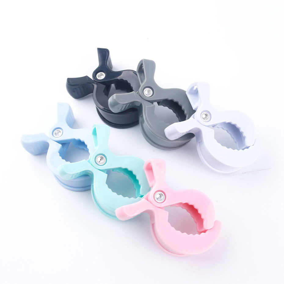 Blanket Clips 2PCS Play Gym Baby Lamp Pram Stroller Peg DIY To Hook Seat Cover Car Baby Teether Pram Children'S Goods Toys Gifts