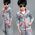Boys Girls Sport Suit 2017 New Spring Autumn Children Clothing Set Long Sleeve Active Kids Clothes Costume