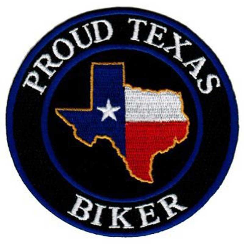 PROUD Texas Iron On Patch Ասեղնագործված - Արվեստ, արհեստ և կարի - Լուսանկար 4