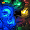 Solar Rose LED Solar Fariy String Light Outdoor Party Christmas Wedding Decoration Mariage Solaire LED Lumiere