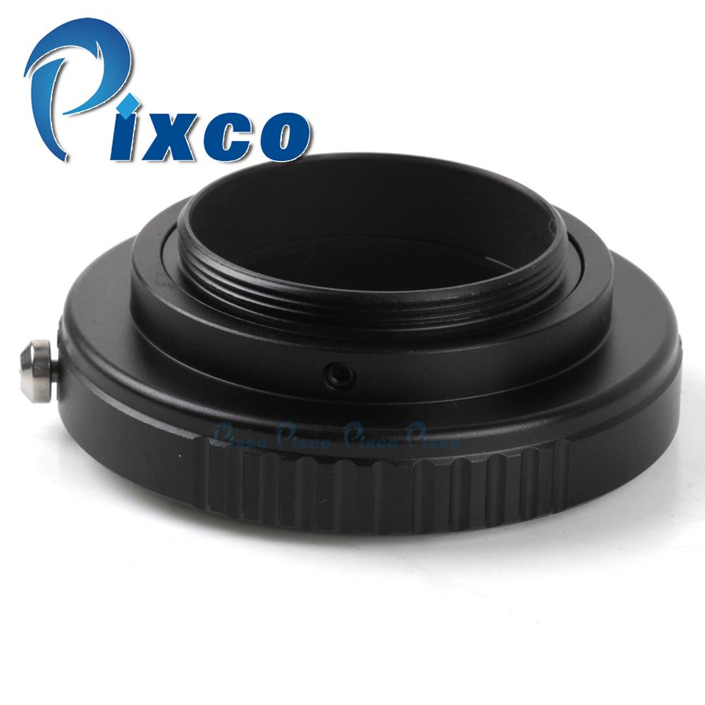 Pixco Lens Adapter Ring suit for Nikon F Lens to Leica M39 Mount Camera