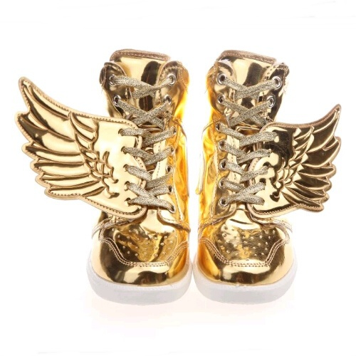Picture Of Running Shoes With Wings