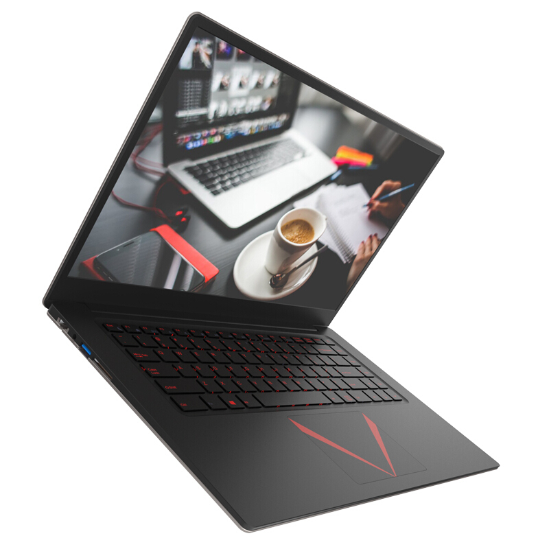 15.6inch 6GB RAM+64GB SSD+500GB HDD Windows 10 System Apollo Lake Quad Core 1920*1080 FHD IPS Screen Laptop Notebook Computer