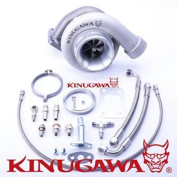"Kinugawa Ball Bearing Turbocharger 4"" GT3582R AR.73 T3 V-Band External"
