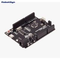New 2016 - UNO R3 ATmega328P,+ A6-A7 pins, MicroUSB. Compatible for Arduino UNO Rev 3.0