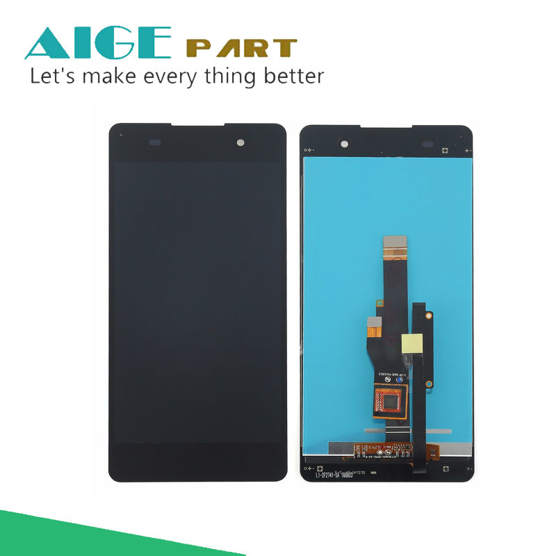 5.0 For Sony Xperia E5 F3311 F3313 Lcd Display Screen+Touch glass Digitizer Assembly replacement